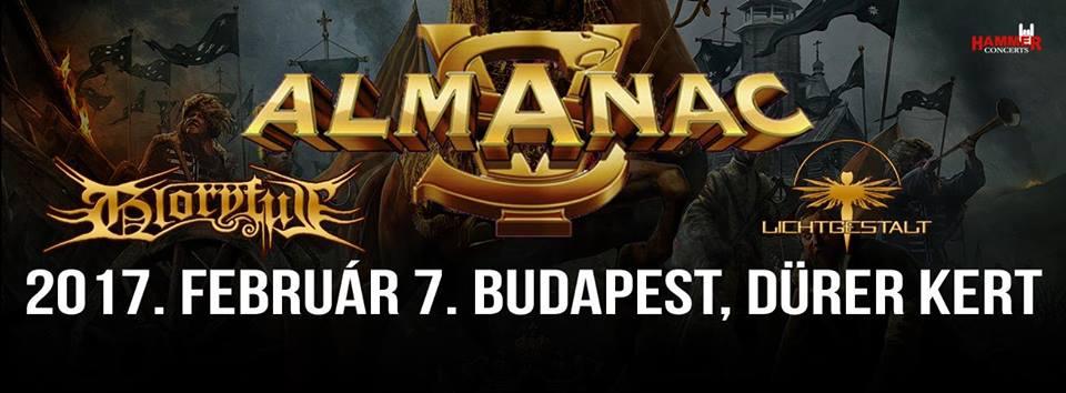 ALMANAC | Gloryful | Lichtgestalt