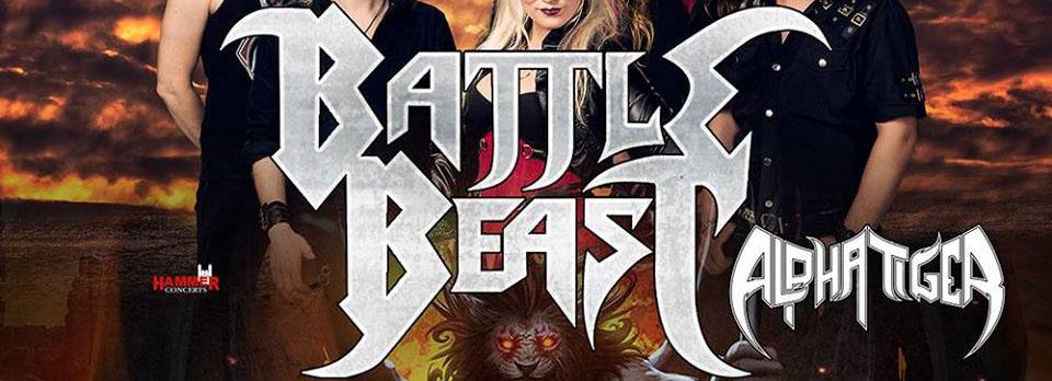 Battle Beast | Alpha Tiger