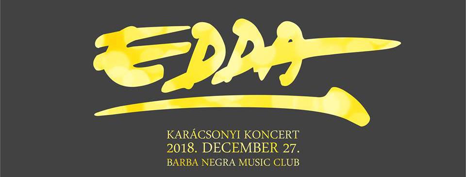 EDDA Művek - VIP Jegy
