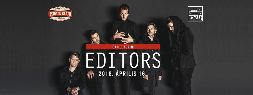 SOLD OUT - Editors (UK)