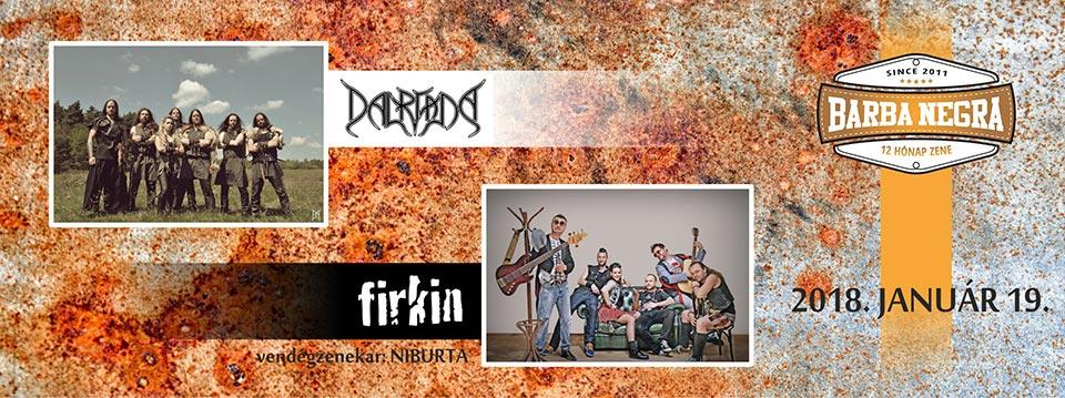 FIRKIN | DALRIADA