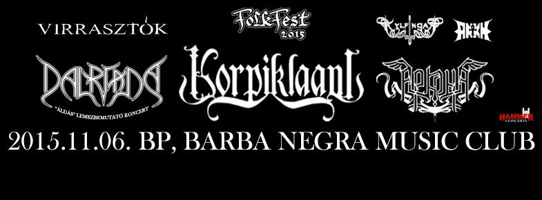 Folkfest Budapest