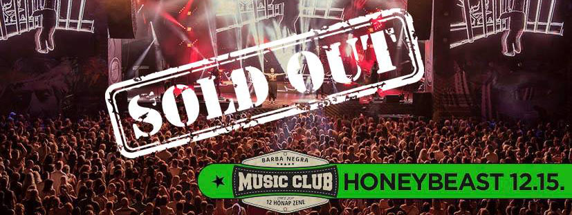 SOLD OUT - HONEYBEAST
