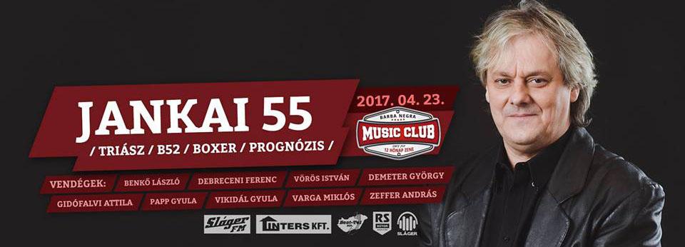 JANKAI 55 - VIP Belépőjegy