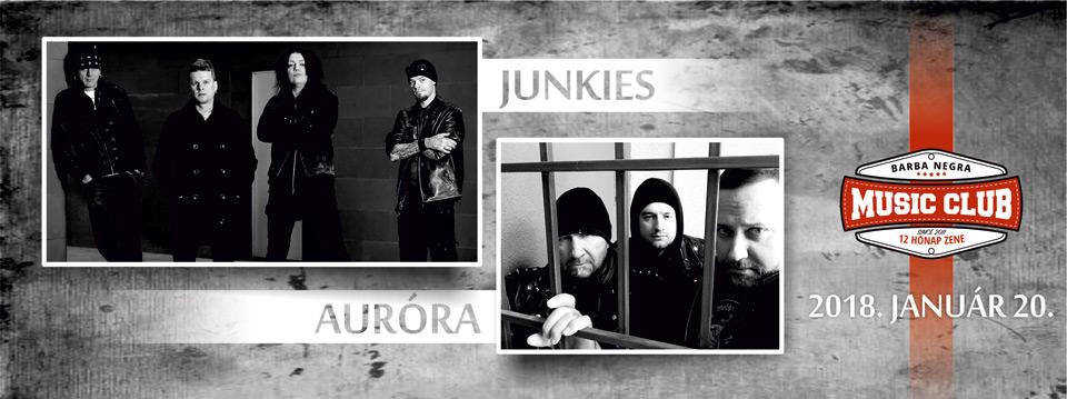 JUNKIES | AURORA