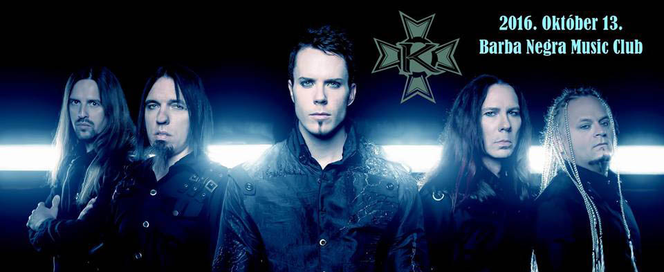 KAMELOT - Haven World Tour