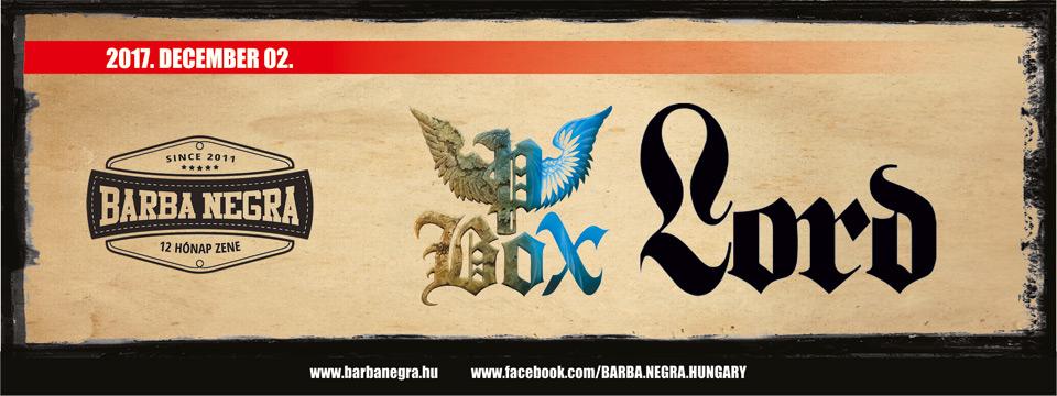 Lord | P.Box