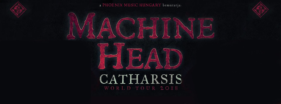 MACHINE HEAD (USA) - VIP jegy