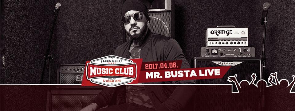 MR. BUSTA LIVE