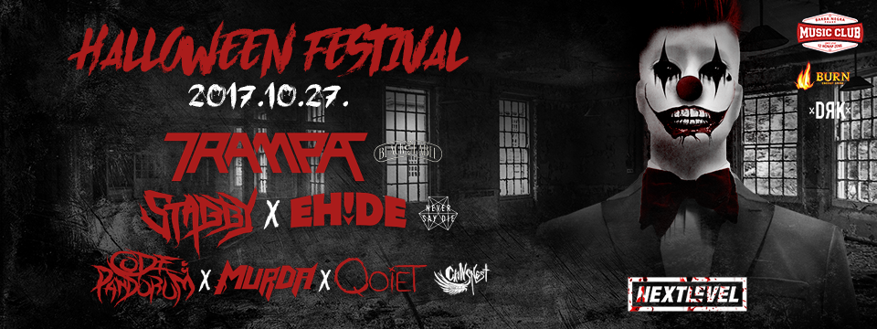 Next Level Halloween Festival
