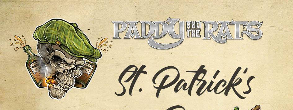 Paddy and the Rats - St.Partyck's Day