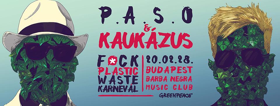 PASO | KAUKÁZUS