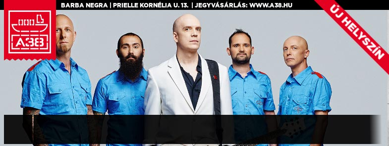 The Devin Townsend Project (CAN)